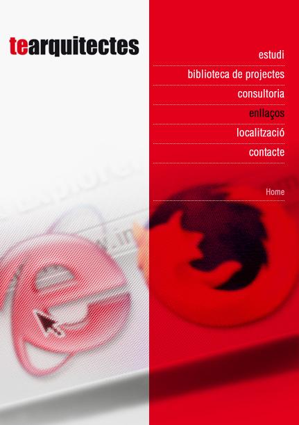 Enlla os tearquitectes disseny interiorisme i for Superestudio barcelona